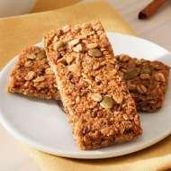 Kashi Crunch Granola Bars Pumpkin Spice Flax